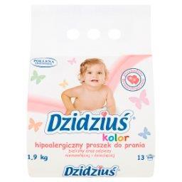 Hipoalergiczny proszek do prania kolor  (13 prań)
