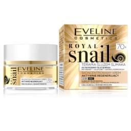 Royal Snail Skoncentrowany krem aktywnie regenerujący 70+