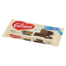 Mafijne Brownie Herbatniki kakaowe przekładane kremem czekoladowym