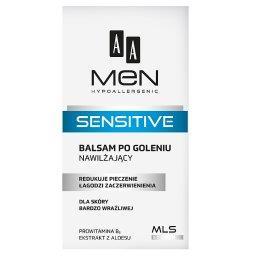Men Sensitive Balsam po goleniu nawilżający dla skóry bardzo wrażliwej 100 ml