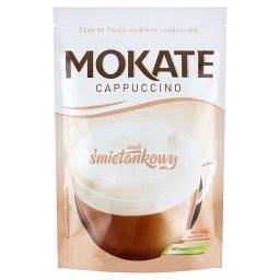 Cappuccino smak śmietankowy