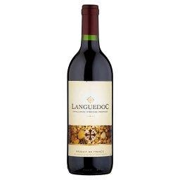 Wino czerwone wytrawne francuskie