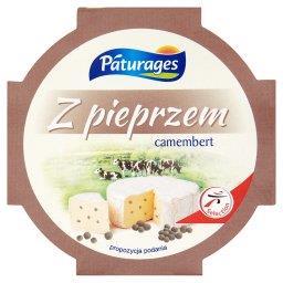 Z pieprzem camembert Ser