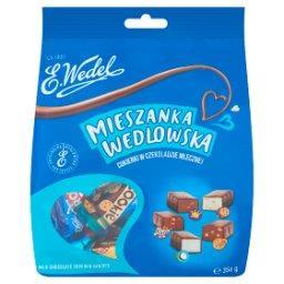 Mieszanka Wedlowska Cukierki w czekoladzie mlecznej