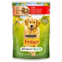 Vitafit Adult Karma dla psów z wołowiną i ziemniakami w sosie