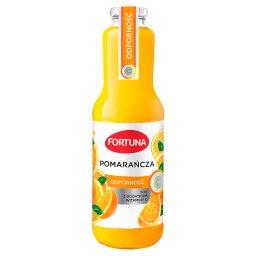 Odporność Pomarańcza Sok 100% z dodatkiem witaminy C 1 l