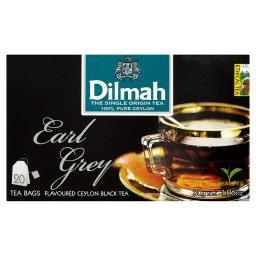 Earl Grey Cejlońska czarna herbata z aromatem bergam...