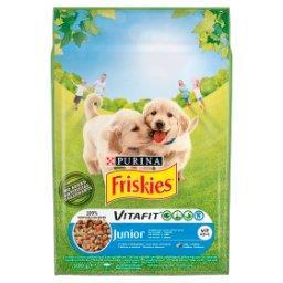 Vitafit Junior Karma dla psów z kurczakiem i warzywa...