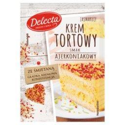 Krem tortowy smak ajerkoniakowy