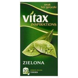 Inspirations Zielona Herbata  (20 torebek)