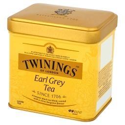 Earl Grey Czarna herbata liściasta z aromatem bergamoty