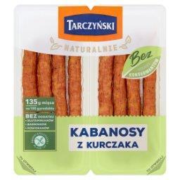 Naturalnie Kabanosy z kurczaka 180 g