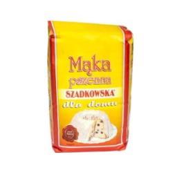 Mąka pszenna dla domu Szadkowska 1 kg