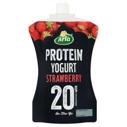 Protein Jogurt o smaku truskawkowym