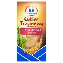 Cukier trzcinowy nierafinowany Dry Demerara drobny