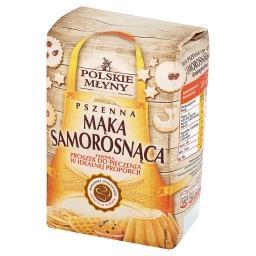 Mąka pszenna samorosnąca typ 480