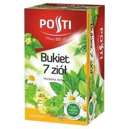 Bukiet 7 ziół Herbatka ziołowa 30 g (20 torebek)
