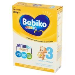 Junior 3 Mleko modyfikowane dla dzieci powyżej 1. roku życia