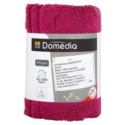 Dywanik łazienkowy 50 x 70 cm różowy