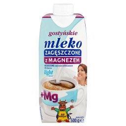 Gostyńskie Mleko zagęszczone z magnezem light