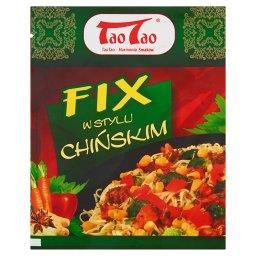 Fix w stylu chińskim