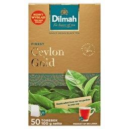 Ceylon Gold Klasyczna czarna herbata 100 g