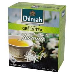 Zielona herbata jaśminowa 150 g (100 torebek)