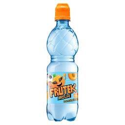 Frutek Aqua o smaku brzoskwiniowym Napój niegazowany