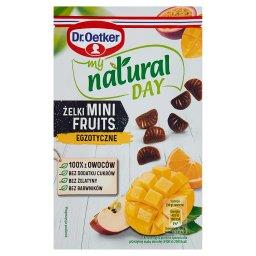 My Natural Day Żelki Mini Fruits egzotyczne