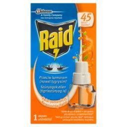 Płyn owadobójczy przeciw komarom zapas o zapachu kwiatu pomarańczy