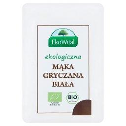 Ekologiczna mąka gryczana biała