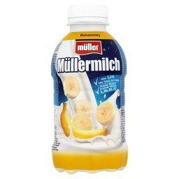 Milch bananowy Napój mleczny