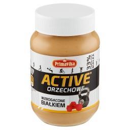 Masło orzechowe active+