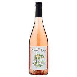 Wino różowe wytrawne hiszpańskie