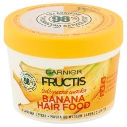Fructis Banana Hair Food Maska do włosów bardzo such...