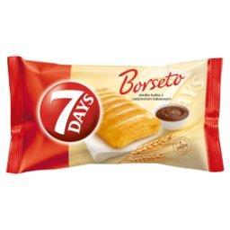 Borseto Słodka bułka z nadzieniem kakaowym