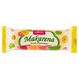 Makarena Fruit of paradise Galaretka o smakach owocowych w cukrze