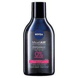 MicellAir Skin Breathe Profesjonalny dwufazowy płyn micelarny makijaż wodoodporny