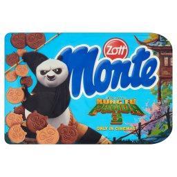 Monte Kung Fu Panda 3 Deser mleczny