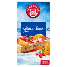 World of Fruits Winter Time Aromatyzowana mieszanka herbatek owocowych  (20 x 2,5 g)