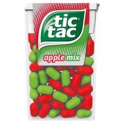 Drażetki o smaku jabłkowym