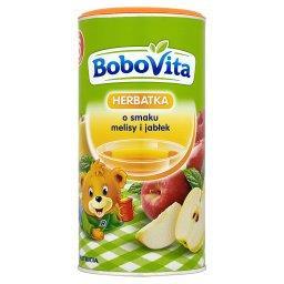 Herbatka o smaku melisy i jabłek po 6 miesiącu