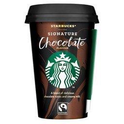 Mleczny napój o smaku kakaowym