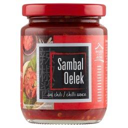 Sambal Oelek Sos chilli