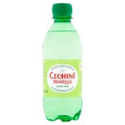 Cechini Naturalna woda mineralna wysokozmineralizowana średnionasycona 0,33 l