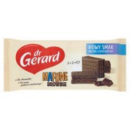 Mafijne Brownie Herbatniki kakaowe przekładane kreme...