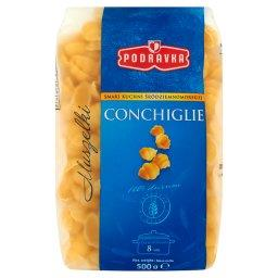 Smak kuchni śródziemnomorskiej Conchiglie Makaron Muszelki