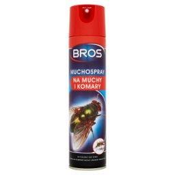 Muchospray na muchy i komary