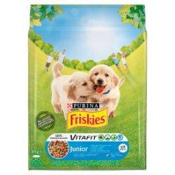 Vitafit Junior Karma dla psów z kurczakiem i warzywami