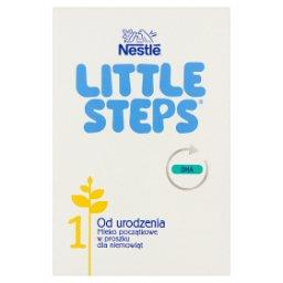 LITTLE STEPS 1 Mleko początkowe w proszku dla niemowląt od urodzenia 600 g